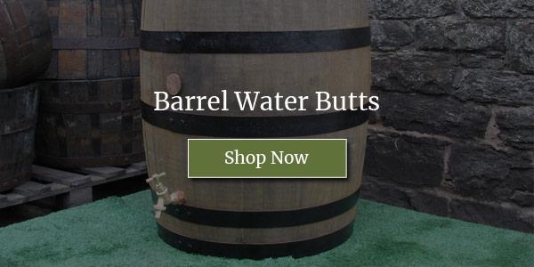 barrel water butts banner